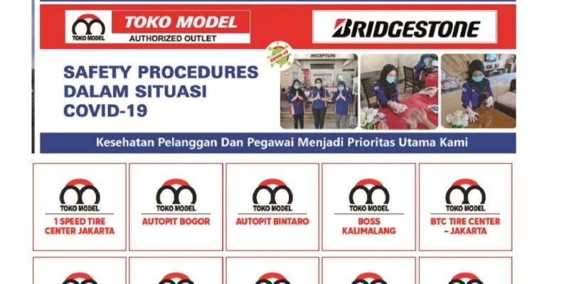 Beli Ban Bridgestone Kini Lebih Praktis via Blibli