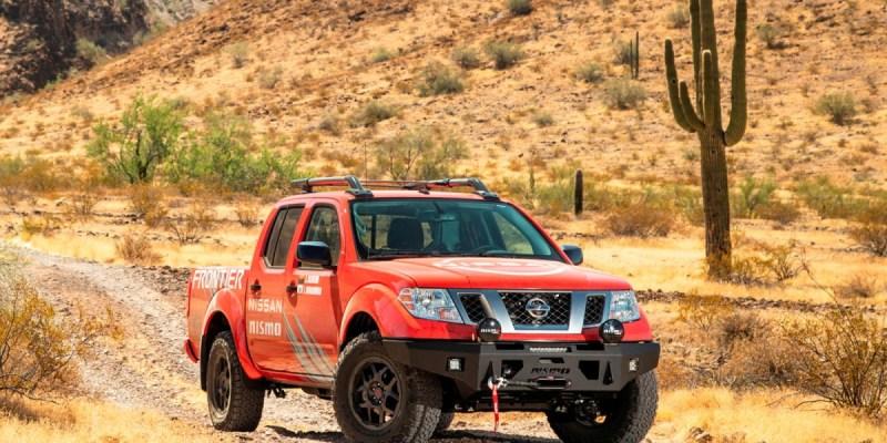 Nissan Frontier Nismo, Jadi Acuan Modifikasi