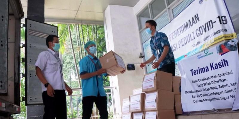 Konsisten Salurkan Bantuan Pandemi, AHM Raih Penghargaan IBCSI 2020