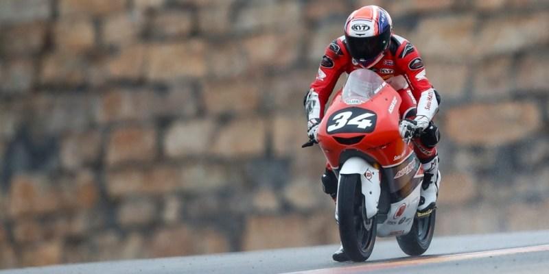Mario Siap Hadapi Putaran Terakhir Moto3 Junior World Championship