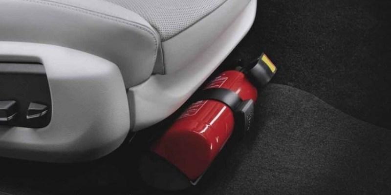 Tahun Depan, Mobil Baru Wajib Dilengkapi APAR
