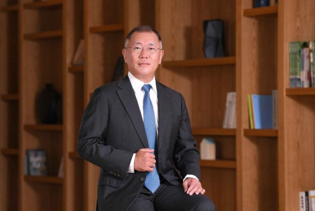Hyundai Motor Group Melantik Chairman Baru