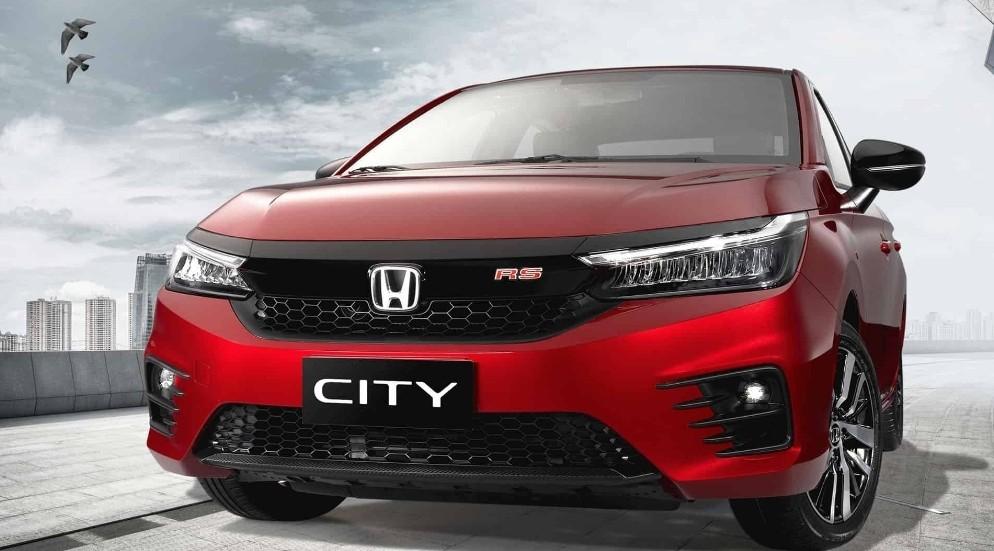 All New Honda City Gen-5 Meluncur Di Filipina