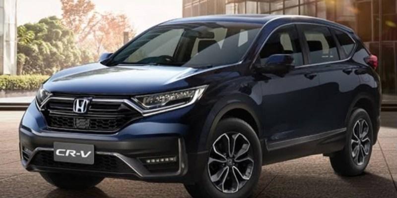 New Honda CR-V Versi Filipina, Lengkap Dengan Fitur Honda Sensing