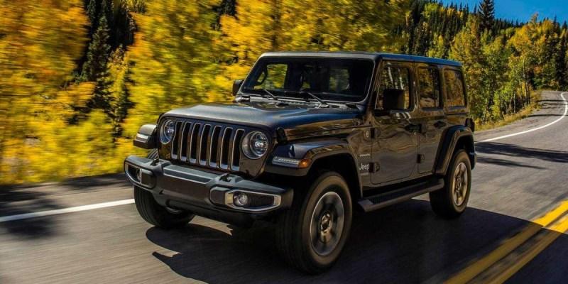 Jeep Siapkan Wrangler Varian Plug-in Hybrid