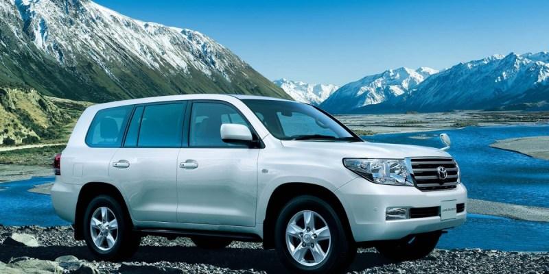 Menjelang Kepergian Toyota Land Cruiser 200