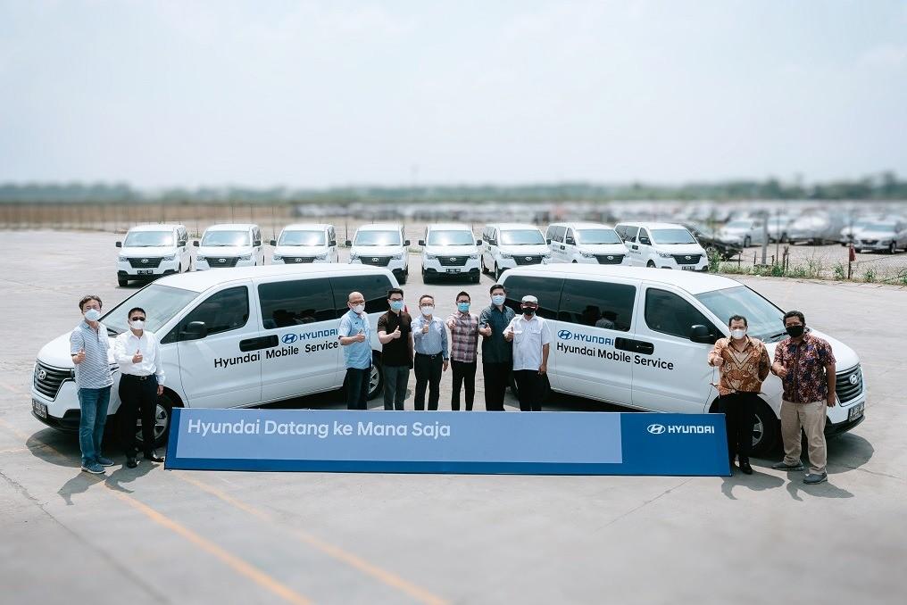 Hyundai Resmikan Program Layanan Mobilitas Baru