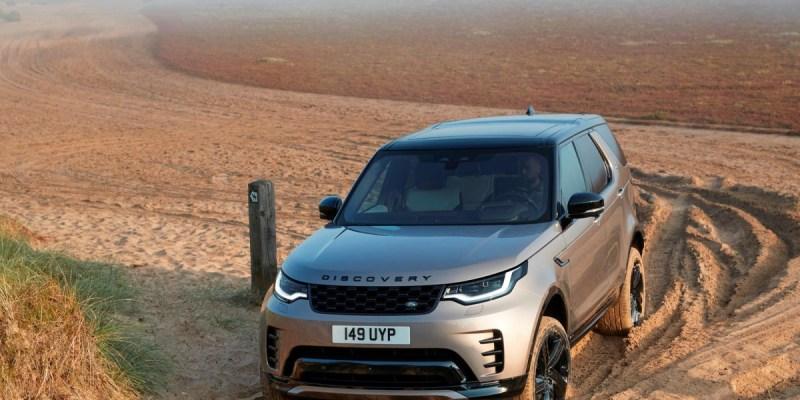 Land Rover Discovery 2021, Kembali ke Konsep Awal