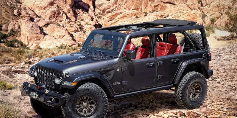 Active Dual Exhaust System Jeep Wrangler Rubicon 392, Sound Yang Menyenangkan