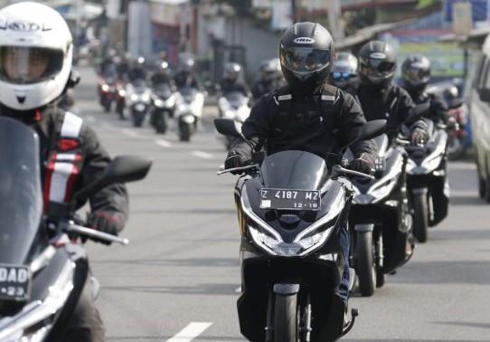 Hal-Hal yang Wajib Dipersiapkan Saat Touring Menggunakan Sepeda Motor