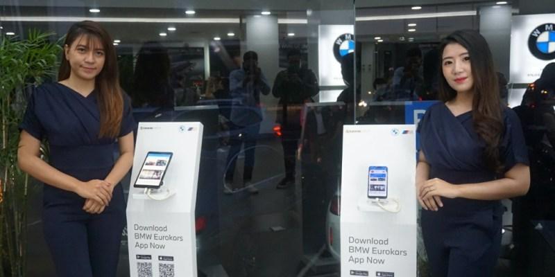 Aplikasi Mobile BMW Eurokars, Berikan Berbagai Kemudahan