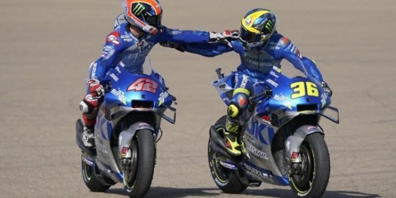 MotoGP Eropa 2020, Joan Mir Kunci Podium Pertama