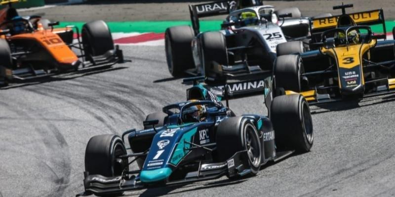 Pulih Dari Cedera, Sean Gelael Siap tampil Kembali di Formula 2