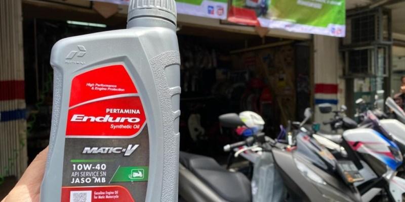 Pertamina Lubricants Luncurkan Pelumas Khusus Motor Big Matic
