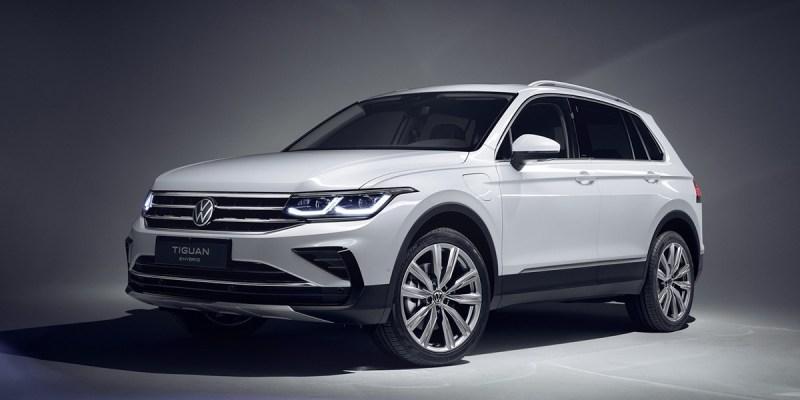 VW Tiguan eHybrid Resmi Meluncur, Ini Harga dan Spesifikasinya