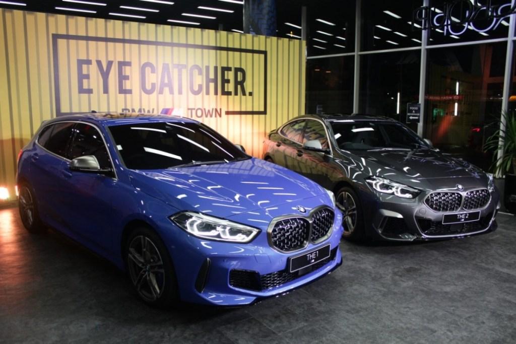 BMW Indonesia Luncurkan Dua BMW M Performance di Surabaya
