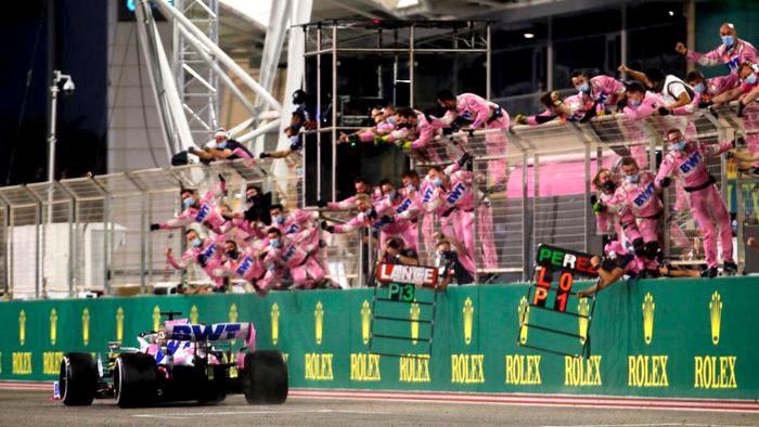 F1 Sakhir 2020, Dua Pebalap BWT Racing Naik Podium
