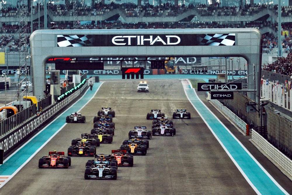 Max Verstappen Kuasai F1 Abu Dhabi 2020