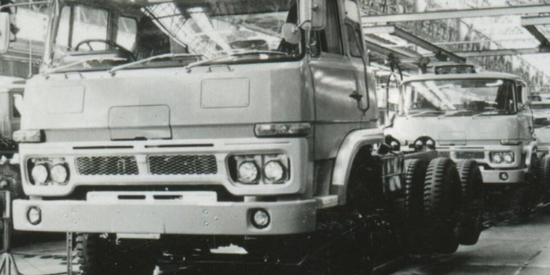 50 Tahun Kiprah Mitsubishi Fuso Di Indonesia, Semua Era Punya Legenda