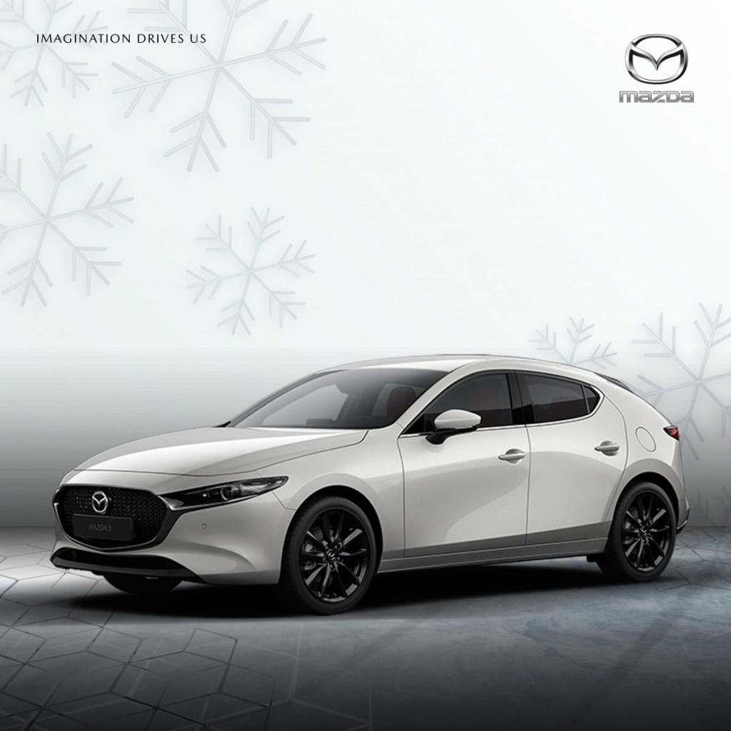 """Program """"Mazda White December"""", Catat Lokasi dan Tanggalnya!"""