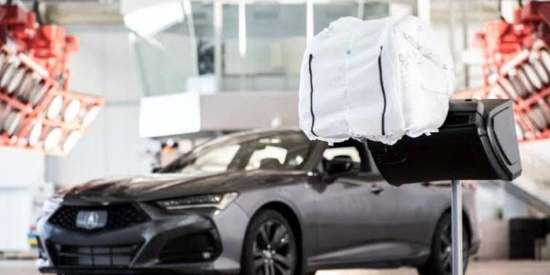 Keunikan Baru Teknologi Airbag Acura
