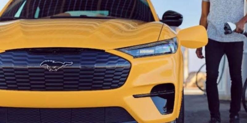 Ford Mustang Mach-E GT Performance Edition, Terjauh dan Tercepat