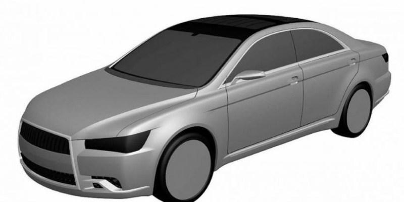 Mitsubishi Galant Bakal Dilahirkan Kembali? Ini Bocorannya