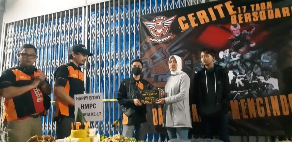 HMPC Jakarta Rayakan Usia 17 Tahun Secara Internal