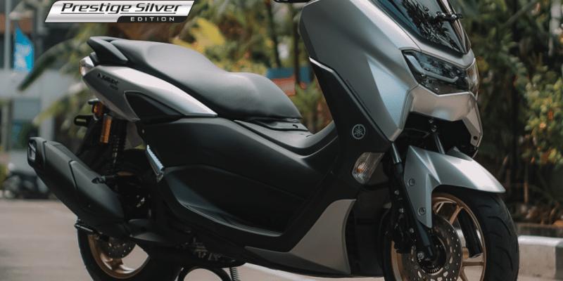 Yamaha Hadirkan Warna Prestige Silver untuk Line Up Skutiknya