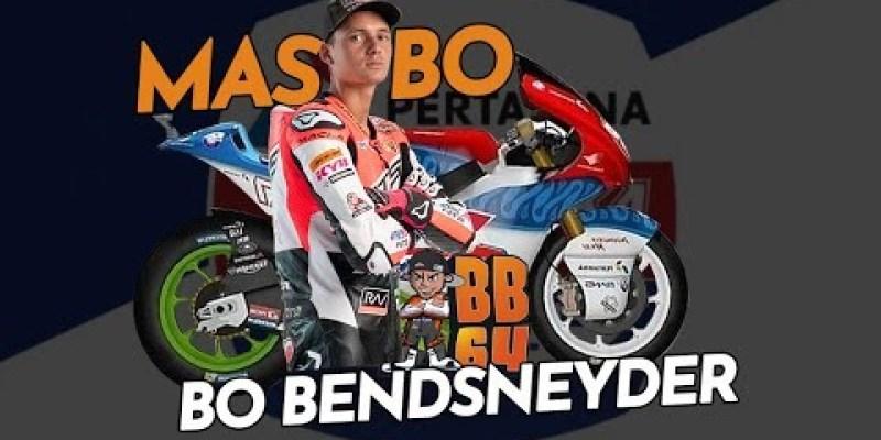 Pertamina Mandalika SAG Team Gaet Bo Bendsneyder