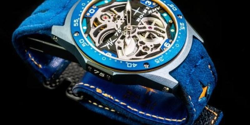 Jam tangan RMV, Hanya Dibuat 75 Unit Saja