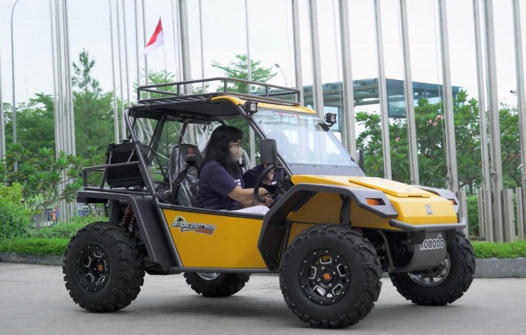 Kemenperin Apresiasi Desain Kendaraan Multiguna Buatan Cimahi