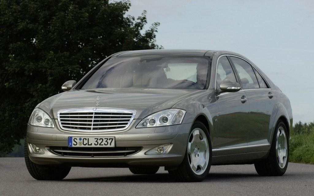 Inilah Evolusi Mercedes-Benz S-Class Selama Beberapa Dekade
