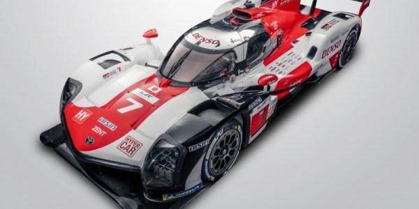 WEC FIA 2021, Toyota Gazoo Racing Luncurkan GR010 HYBRID Hypercar