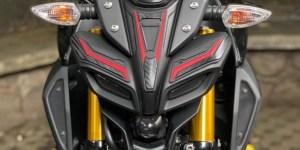Pelindung Bodi Yamaha MT-15 dari Hayaidesu