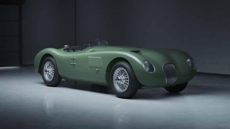Jaguar C-Type Legendaris Akan Diproduksi Kembali, Hanya 8 Unit