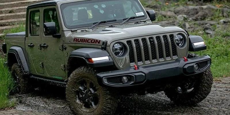 Hadir di Indonesia, Jeep Gladiator Dibanderol Rp 1,98 Miliar