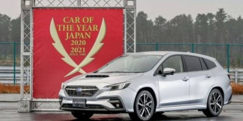 Subaru Levorg Jadi Mobil Terbaik di 'Japan Car Of The Year 2020'