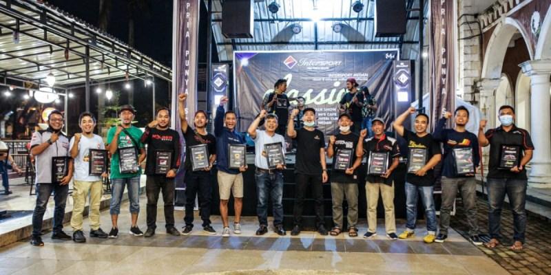 SL Never Die Medan di 'Intersport Classic & Retro Enthusiast Gathering'