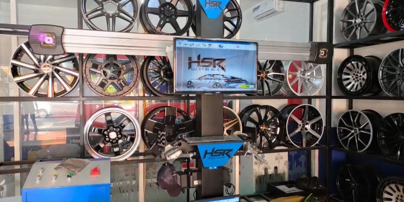 Penuhi Keinginan Konsumen, HSR Wheel Buka 14 Outlet Sekaligus