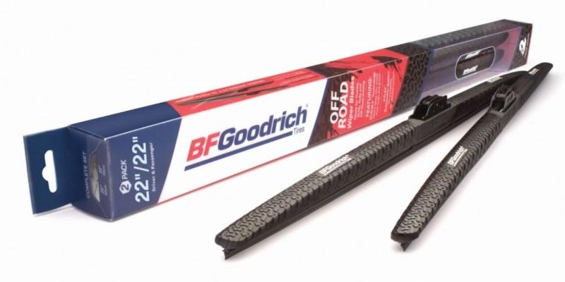 BFGoodrich Off-Road Windshield Wiper, Dari Ban Naik ke Kaca