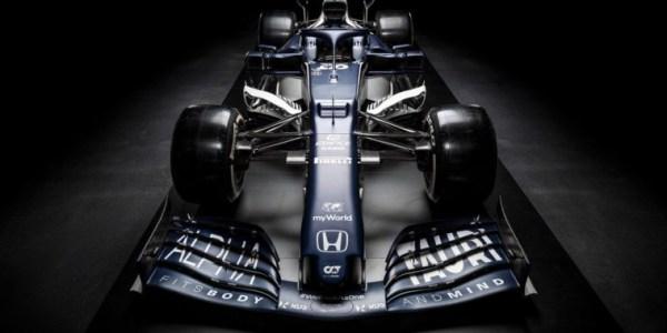 Scuderia AlphaTauri Luncurkan Mobil Balap Terbaru, AT02 Untuk Musim F1 2021