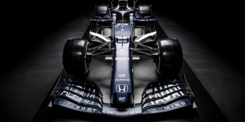 Scuderia AlphaTauri Luncurkan Mobil Balap Untuk Musim F1 2021