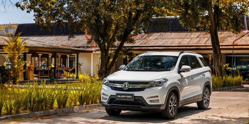 Promo SUV DFSK, Ragam Pilihan Varian Dengan Harga Menarik