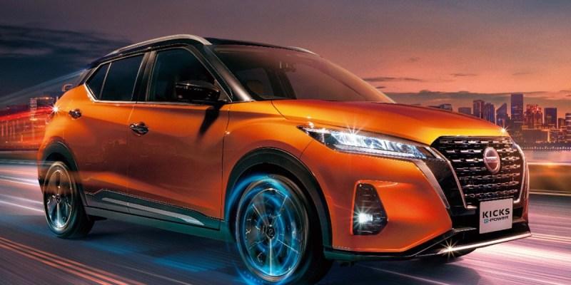 Nissan Kicks e-POWER Segera Penuhi Permintaan Pasar Indonesia
