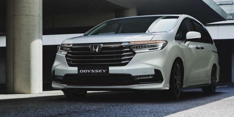 Meluncur di Indonesia, Ini Spesifikasi dan Harga New Odyssey 2021