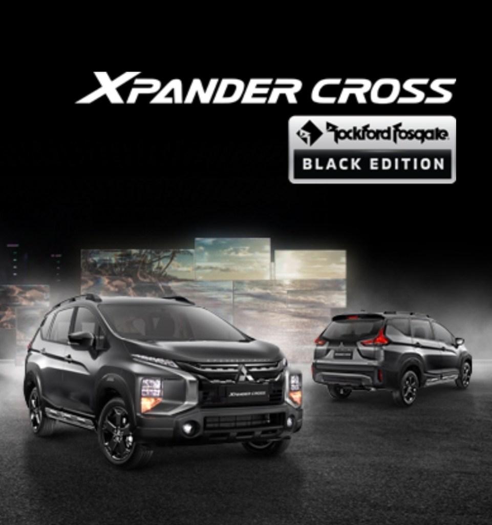 MMKSI Kembali Luncurkan Edisi Spesial Xpander Cross