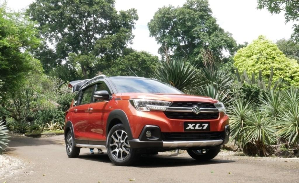 Performa Ekspor Suzuki Terus Meningkat Di Awal 2021