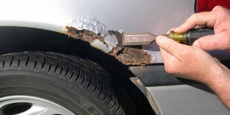 Pemicu Timbulnya Karat Pada Mobil dan Cara Mencegahnya