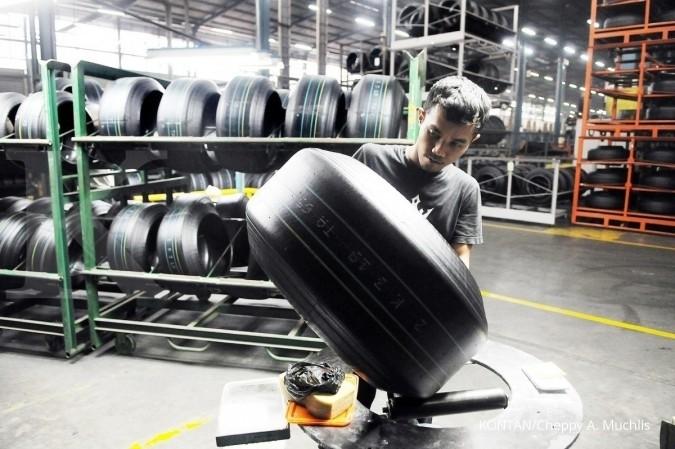 PT Evoluzione Tyres Subang, Penuhi Kebutuhan Ban di 128 Negara